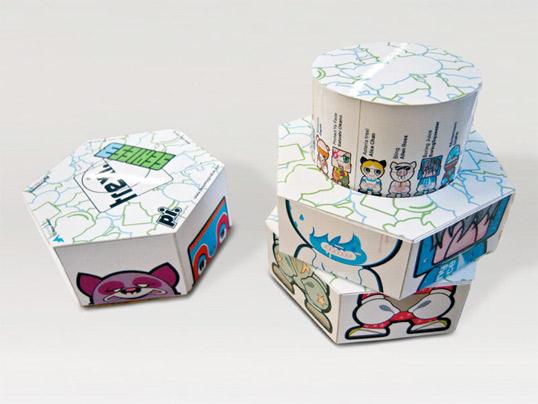 2010年全新包装设计-学生作品