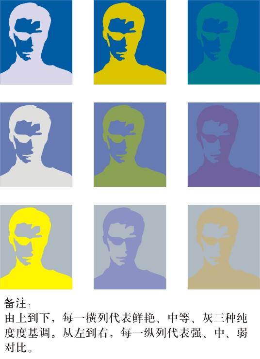 平面设计色彩构成教程