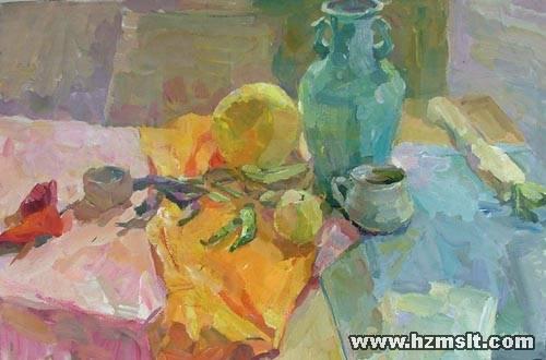教案  绘画色彩理论问:谁有绘画(水粉,油画)用的一些色彩学基础的理论
