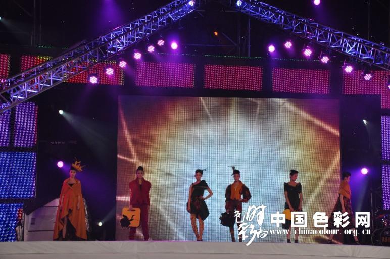 国际纹样创意设计大赛 时装设计欣赏