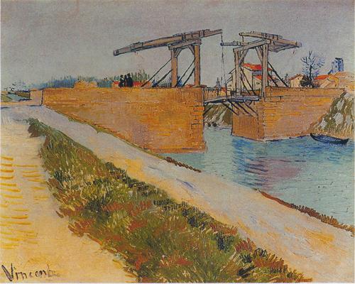 运河主题海报画