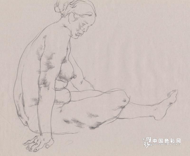 李明老师谈艺术高考速写(三)