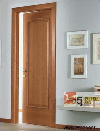 32款室內門與墻面色彩搭配