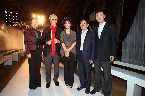 中国设计师巴黎首秀 打造3d盛宴