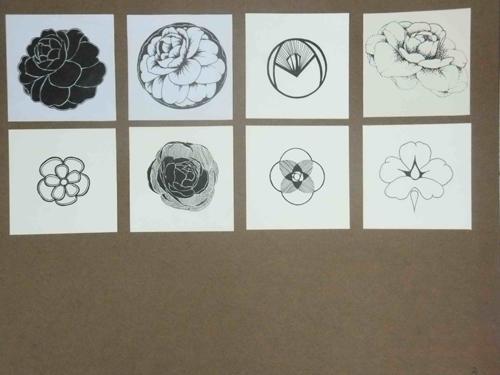 作画媒材 白卡纸 色卡纸 彩色铅笔 勾线笔 水粉颜料 指导老师 盛凌云