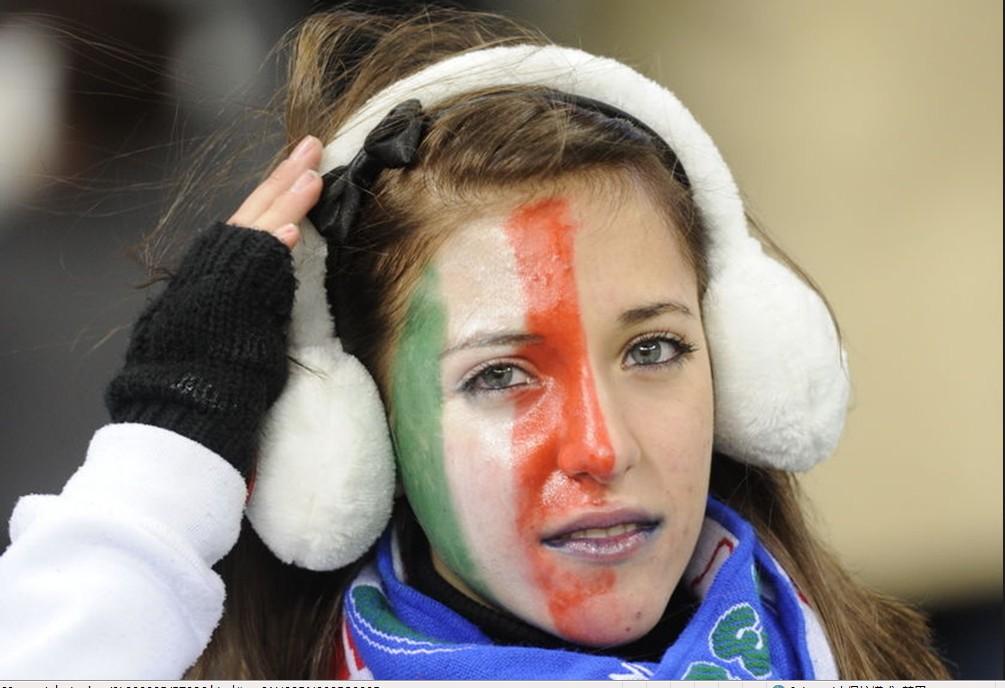 南非世界杯专题―美女球迷三